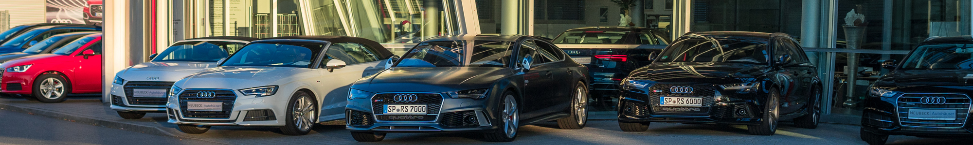 Hintergrund Audi