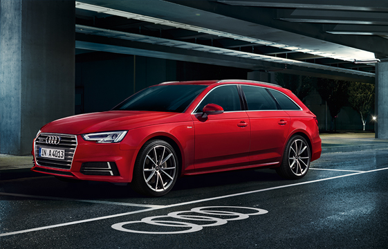 Audi A4 Avant1 Top-Leasing2 für Ihr Business