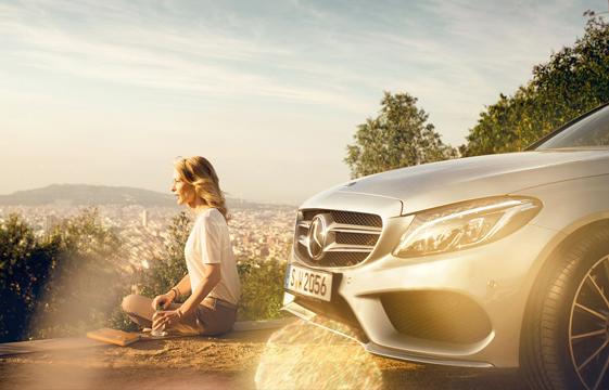 Klimaanlagenreinigung von Mercedes-Benz